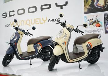 Mantul! Motor Bekas Honda Scoopy Cuma Dijual Segini Setelah Model Barunya Resmi Meluncur