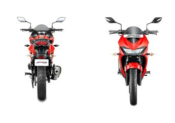 Motor Sport Baru Nih! Mesin 200 cc Teknologi Digital, Harga Lebih Murah dari Yamaha NMAX Lo!