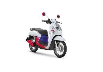 Resmi! All New Honda Scoopy Rilis di Thailand, Punya Pilihan Warna Lebih Mentereng Pakai Pelek Jari-jari