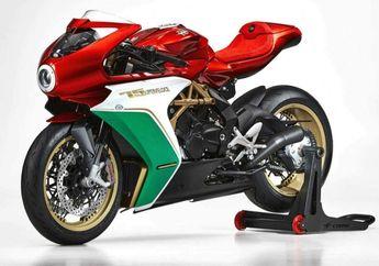 Dijual Setara 23 Honda BeAT, MV Agusta Rilis Superveloce 800 Edisi Terbatas Powernya Bikin Penasaran