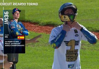 Keren! Suzuki Siap Kawinkan Tiga Mahkota Kemenangan di Seri Penutup MotoGP Portugal 2020