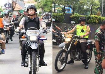 Kenalan Yuk Kapolda Metro Jaya dan Kapolres Jakarta Pusat yang Baru, Ternyata Gemar Naik Motor Trail Loh