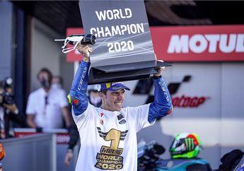 Seabrek Rekor Terjadi Tahun Ini, Pas Joan Mir Resmi Juara Dunia MotoGP 2020, Apa Aja Sih?