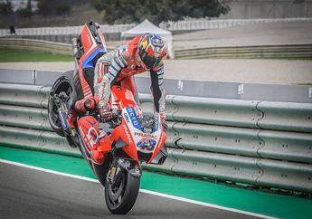 Gasak Podium di MotoGP Valencia 2020, Jack Miller Dapat Ucapan Spesial dari Andrea Dovizioso, Begini Katanya