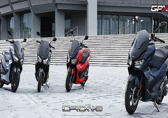 Saingan Yamaha NMAX dan Honda PCX 150 Resmi Meluncur, Motor Baru Ini Punya Fitur Komplit Desain Macho Harganya Cuma Segini