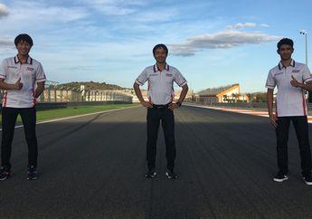 Terjawab Sudah, Pembalap Indonesia Andi Farid Izdihar Tetap Balapan di MotoGP 2021