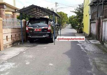 Bikers Wajib Tau Nih, Punya Mobil Gak Punya Garasi Bisa Didenda Jutaan Rupiah
