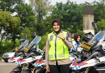 Iptu Martha Catur Wurihandini, Istri Wakil Walikota Depok yang Ahli Lakukan Freestyle di Atas Moge