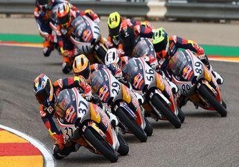 Daftar Pembalap Red Bull Rookies Cup 2021 Resmi Diumumkan, Pembalap Indonesia Mario Suryo Aji Bikin Bangga!