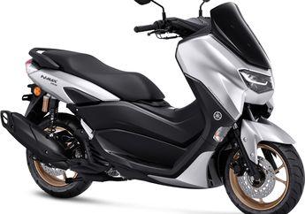 Wuih! Ada Yamaha All New NMAX Pakai Warna Silver Nih, Bedanya Apa dengan Varian Lain?