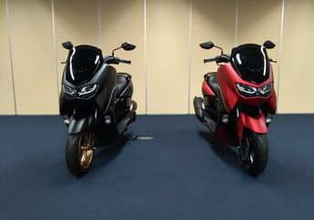 Asyik Dapat Potongan Dua Bulan Angsuran Beli Yamaha All New Nmax 155 Connected