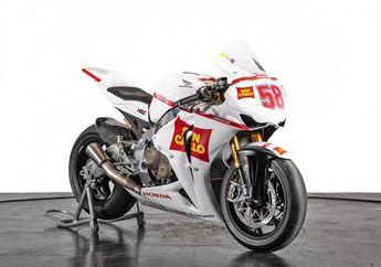 Honda CBR1000RR Bekas Marco Simoncelli Dijual, Harganya Bikin Melongo