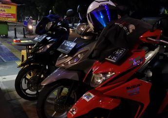 Wuih, Kopdar Spesial Klub Motor Addressia Sambil Menggali Pengetahuan Seputar Oli Motor