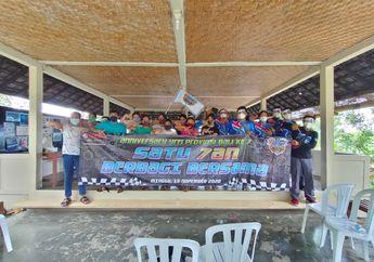 Keren! Rayakan Anniversary ke-7, YRFI Bali Berbagi di Empat Panti Asuhan
