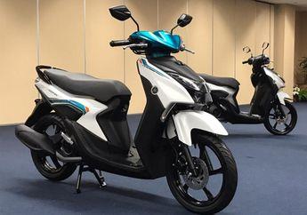 Wow! Motor Baru Yamaha GEAR 125 Fiturnya Komplit Harganya Cuma Segini Bro!