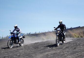 Mantap! Jadi Hobi Baru Bikers Riding Naik Yamaha WR 155 R, Eksplorasi Tempat Wisata