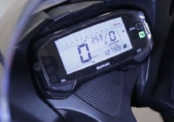 Gak Usah Bingung, Ternyata Begini Doang Cara Seting Jam di Panel Instrumen Suzuki GSX-R150
