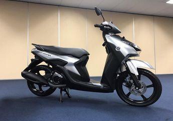 Cuma Bayar Rp 1 Jutaan Yamaha Gear 125 Bisa Dibawa Pulang, Cicilannya Murah Meriah!