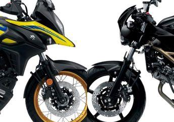 Asyik Suzuki Kasih Penyegaran Motor Baru SV650 dan V-Strom 650 2021, Intip Nih Perbedaannya