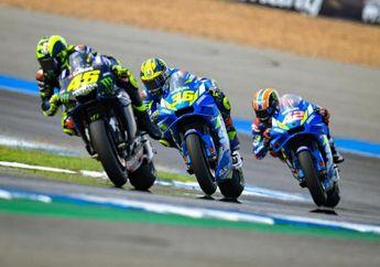 Valentino Rossi Kasih Hadiah Spesial Buat Joan Mir Usai Jadi Jawara MotoGP 2020, Isinya Bikin Penasaran