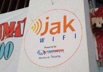 Asyik! Ada Internet Gratis di Ribuan Titik di Jakarta, Bikers dan Driver Ojol Bisa Akses, Begini Caranya