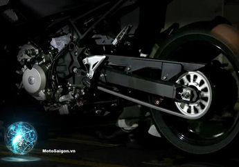 Kawasaki Diam-diam Merilis Video Teaser Motor Hybrid, Secanggih Apa Sih?