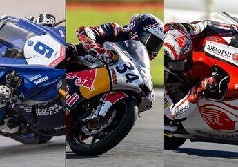 Nihil Indonesia Di Moto2 2021, Ada 3 Di Kejuaraan Balap Motor Ini