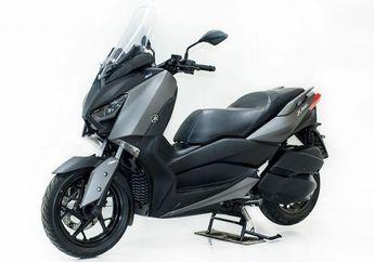 Mumpung Diskon Jutaan Rupiah, Sikat Yamaha XMAX Sekarang, Cicilannya Cuma Segini!