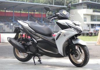 Bebas Angsuran Selama 6 Bulan Buruan Serbu Beli Kredit Yamaha All New Aerox 155 Connected