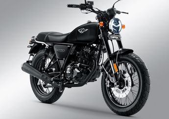Dijual Rp 26 jutaan, Motor Baru Saingan Kawasaki W175 Pakai Sok Upside Down, Ini Kecanggihan Lainnya