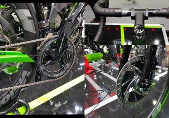 Lebih Mahal dari Kawasaki ZX-25R! Kawasaki Luncurkan Road Bike Barunya, Desainnya Bikin Ngiler
