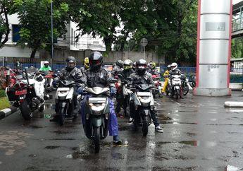 Gokil, Yamaha Gelar Touring Bareng dan Test Ride Yamaha Gear 125 Begini Keseruannya!