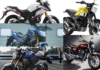 5 Calon Honda Tiger Reborn, Ada Model Retro Sampai Adventure Touring