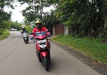 Terbukti Irit,Test RideYamaha GEAR 125 Bareng Media Konsumsi Bahan Bakarnya 56.11 Km/L