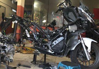Bore Up Honda ADV 150 Jadi 153 Cc, Tenaga Naik 4,54 Dk Buat Harian