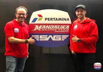 Resmi! Pertamina Mandalika SAG Team Siap Gaspol di Moto2 2021, Ada Pembalap Indonesia?
