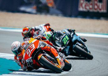 Dasar Marc Marquez, Abis Naik Meja Operasi, Proses Penyembuhan Cedera Udah Kayak Balapan MotoGP