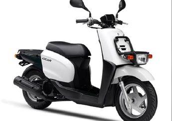 Ini Penampakan Nenek Moyang Yamaha Gear, Mesinnya Cuma 50cc Sayang Gak Bisa Buat Boncengan
