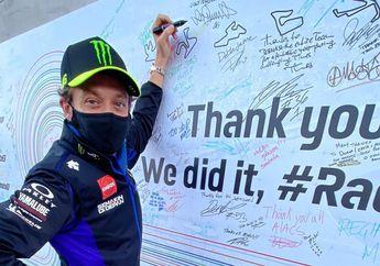 MotoGP 2020 Musim Terburuk Valentino Rossi, Alasan Ke Suzuki Di 2022?