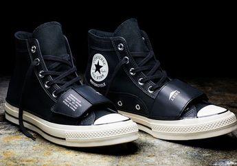 Sneakers Converse, Santai Bisa Buat Riding Bareng Juga Keren Nih Bro
