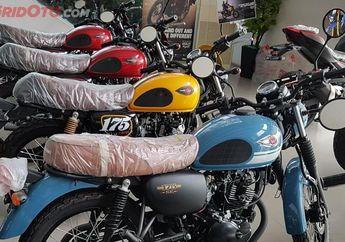 Murah Banget Diskon Rp 5 Jutaan untuk Pembelian Kawasaki W175