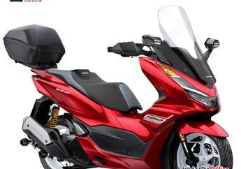 Honda PCX 160 Kena Modifikasi Digital, Mirip Honda Forza 250 Nih
