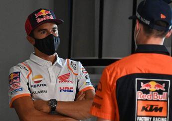 Gabung Repsol Honda, Begini Sambutan Marc Marquez Ke Pol Espargaro