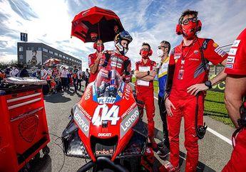 Gak Juara di MotoGP 2020, Ducati Soroti Andrea Dovizioso dan Michelin