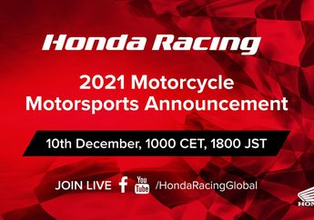 Tradisi Lama Gaya Baru, Cara Honda Pabrikan Umumkan Pembalap Di 2021