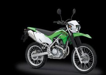Kawasaki KLX 230 Dilelang di Otobursa Tumplek Blek 2020, Harga Murah