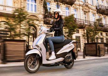 Motor Baru Yamaha Mirip Vespa Meluncur, Harganya Bikin Penasaran