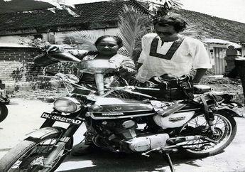 Kenangan Isi Bensin Eceran Jaman Dulu Dijamin Bikin Bikers Nostalgia