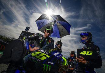 Valentino Rossi Bikin Merinding Bos Petronas Yamaha SRT, Ada Apa Ya?