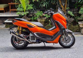 Yamaha All New NMAX Kena Modifikasi, Kapasitas Mesin Melonjak 235cc